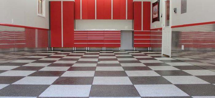Epoxy Garage Flooring Bozeman, Montana