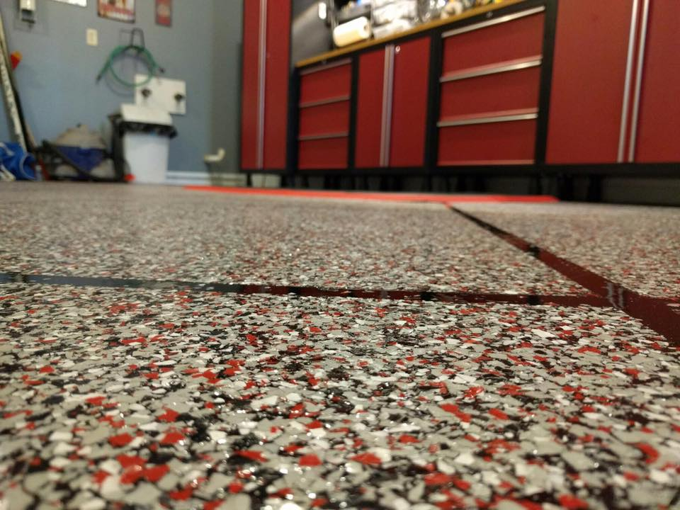 Epoxy Garage Flooring | Livingston, Montana