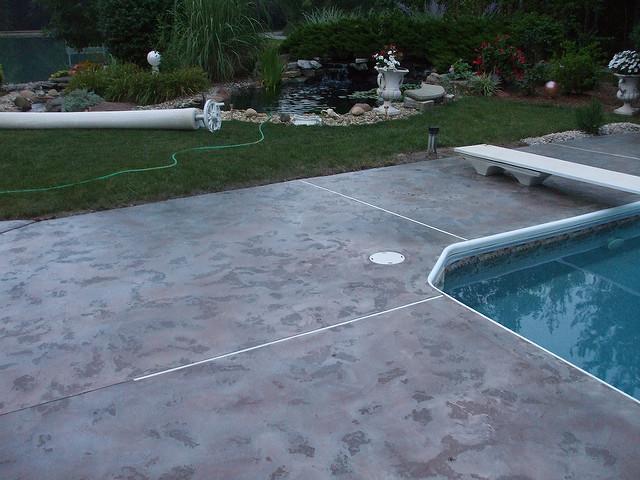 Tuscan Slate Concrete | Livingston, Montana