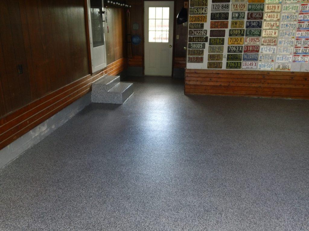 Epoxy Garage Flooring | Melville, Montana