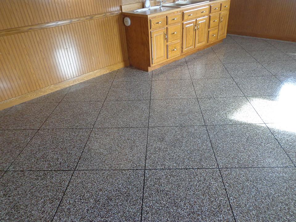 Epoxy Garage Flooring | Bozeman, Montana