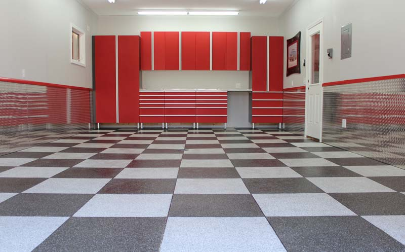 Epoxy Garage Flooring | Butte, Montana