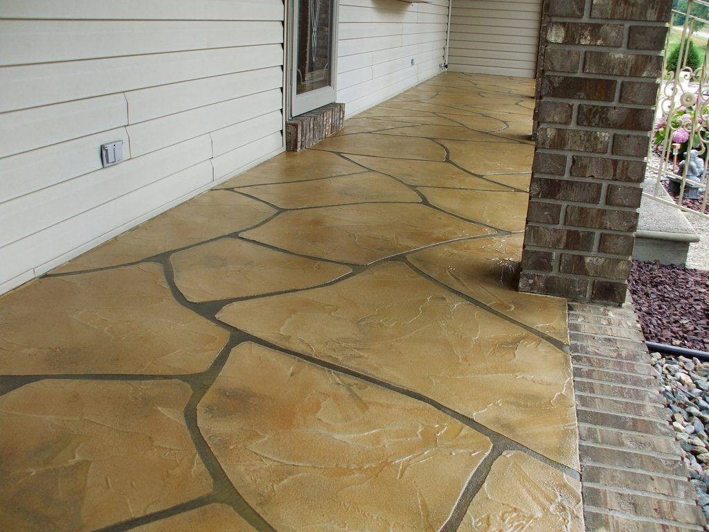 Grand Flagstone Concrete | Bozeman, Montana